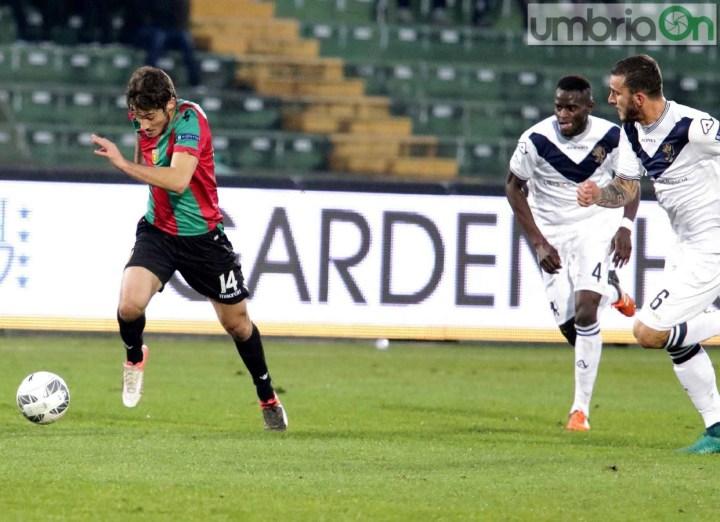 Ternana-Brescia 1-0 goal di Palombi | Numerosette Magazine