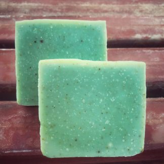 Sandalwood Lemongrass Soap