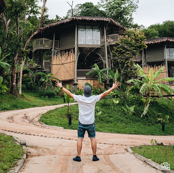 TreeHouse Villasเกาะยาวน้อย