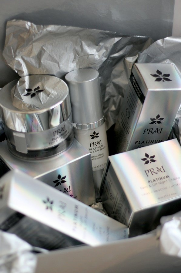 Prai platinum beauty products