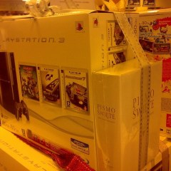 The PS3's latest accessory is the Holy Bible