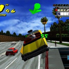 Crazy Taxi Re-release Dated