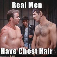 Moosa's Musings : Real Men Don't Game