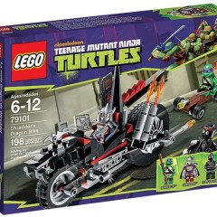Your Lego is about to get a dose of TURTLE POWER!