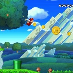 New Super Mario Bros U review