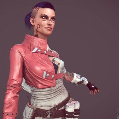 These amazing Mass Effect characters aren't official