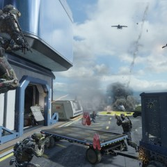 Hands-On (and Off) with Call of Duty: Advanced Warfare