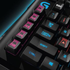 Logitech G910 Orion Spark review – Colourful side of the moon