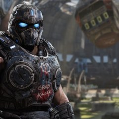 New Gears of War is making extremely good progress