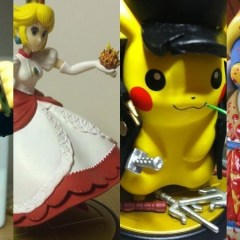 The beautiful world of custom Amiibos