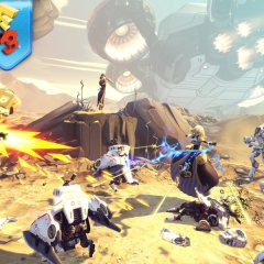 E3 2015 – A second look at Borderlands developer's Battleborn