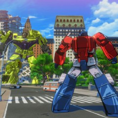 Roll out with this new gameplay trailer for Transformers Devastation