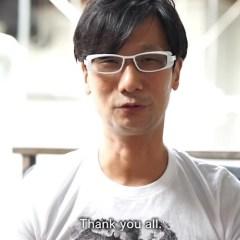 Hideo Kojima's touching farewell to Metal Gear