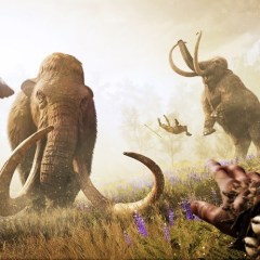 Far Cry Primal has a story amidst its brutal clubbing