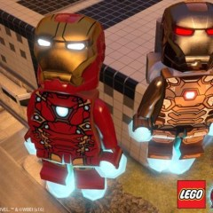 Lego Marvel Avengers will have free Ant-Man and Captain America DLC
