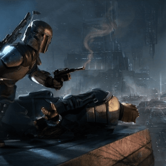 Nothing you've heard about Visceral's Star Wars game is true