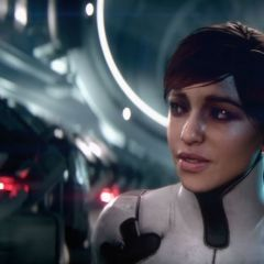 Everything you missed from EA's E3 Mass Effect Andromeda video