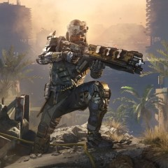 Treyarch is breaking with three lane-map tradition for Call of Duty: Black Ops 3's Descent DLC