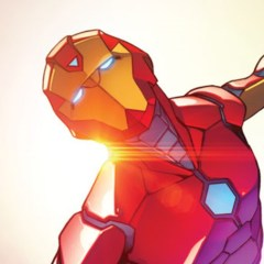 Marvel's black female Iron Man successor is now Ironheart