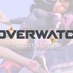 Crushes never die in Loverwatch – an Overwatch dating sim