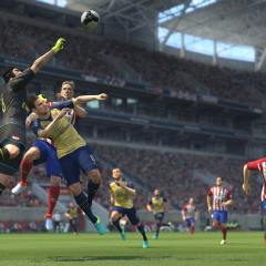 Pro Evolution Soccer 2017 Review – It's a keeper