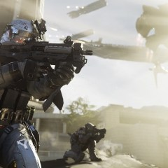 Call of Duty: Infinite Warfare player numbers are really low on PC