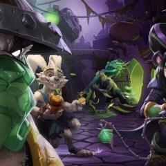 Here's every card coming with Hearthstone's Mean Streets of Gadgetzan expansion