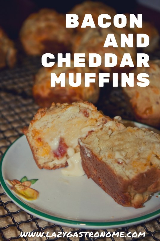 bacon andCheddarmuffins