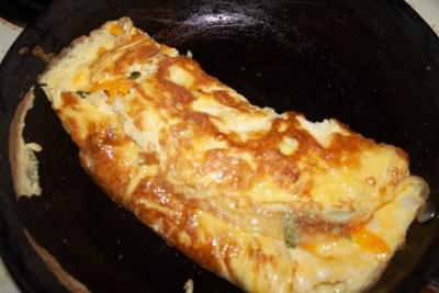 Colorado omelet