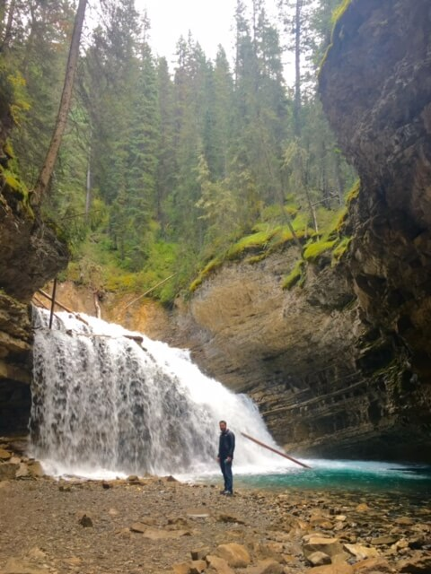 Johnston Canyon - Banff National Park