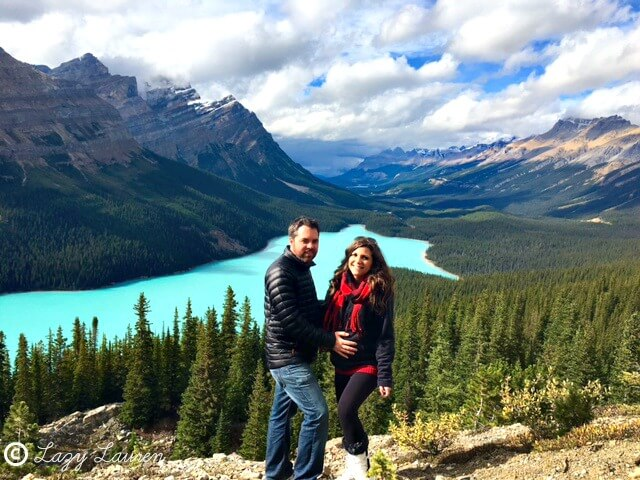 Lake Peyto - Banff National Park