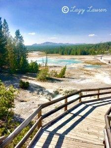 Yellowstone National Park | Norris Geyser Basin