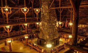 Yellowstone National Park | Old Faithful Inn