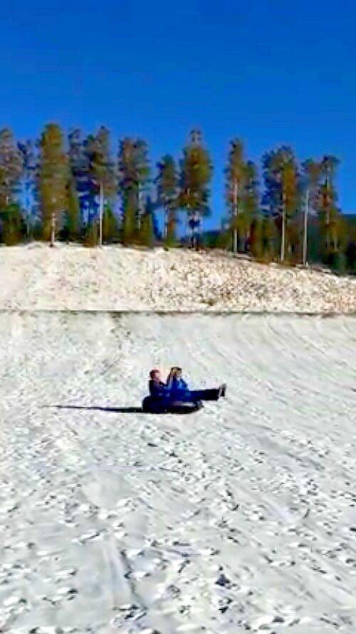 Keystone Colorado Snow Tubing
