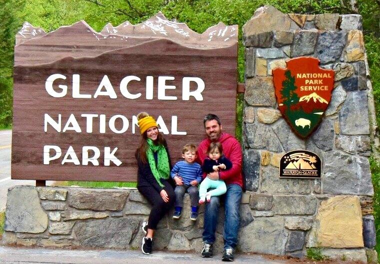 Spokane to Glacier National Park