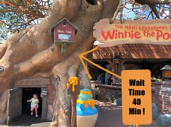 Winnie the Pooh Magic Kingdom