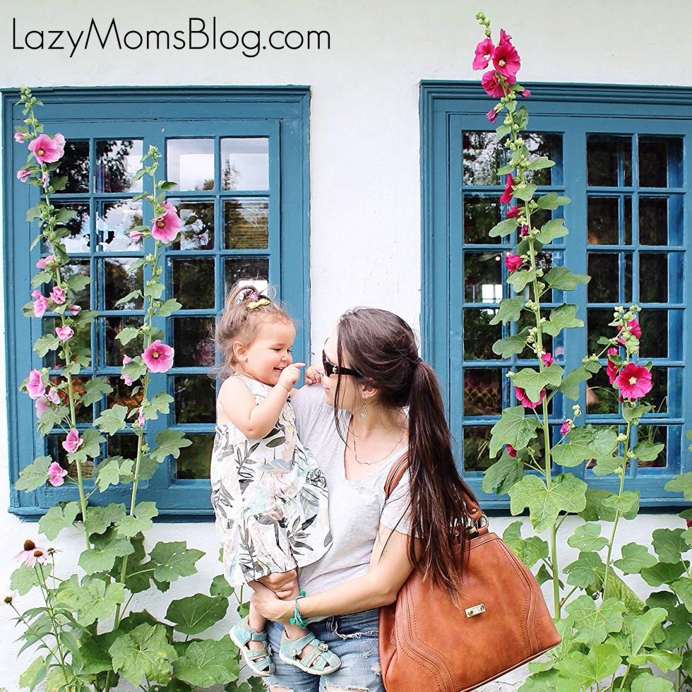 Joanna Grzeszczak, Lazy Mom's Blog