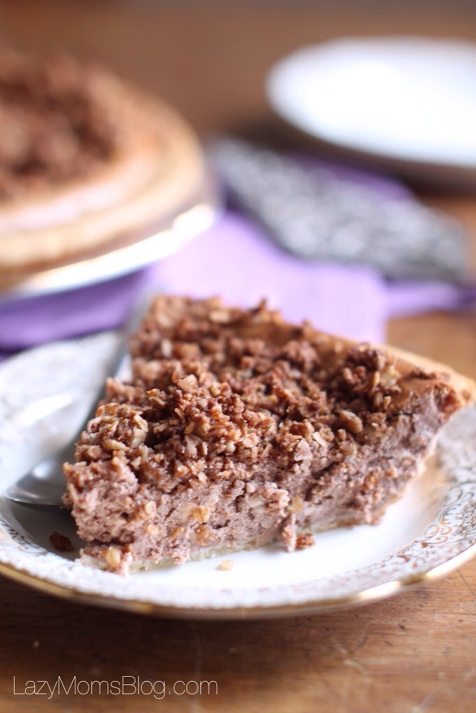 This delicious dessert is so simple and easy to make: my favourite kitchen hack !