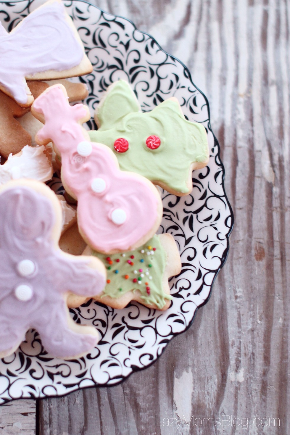 These are the best sugar cookies that I ever had!