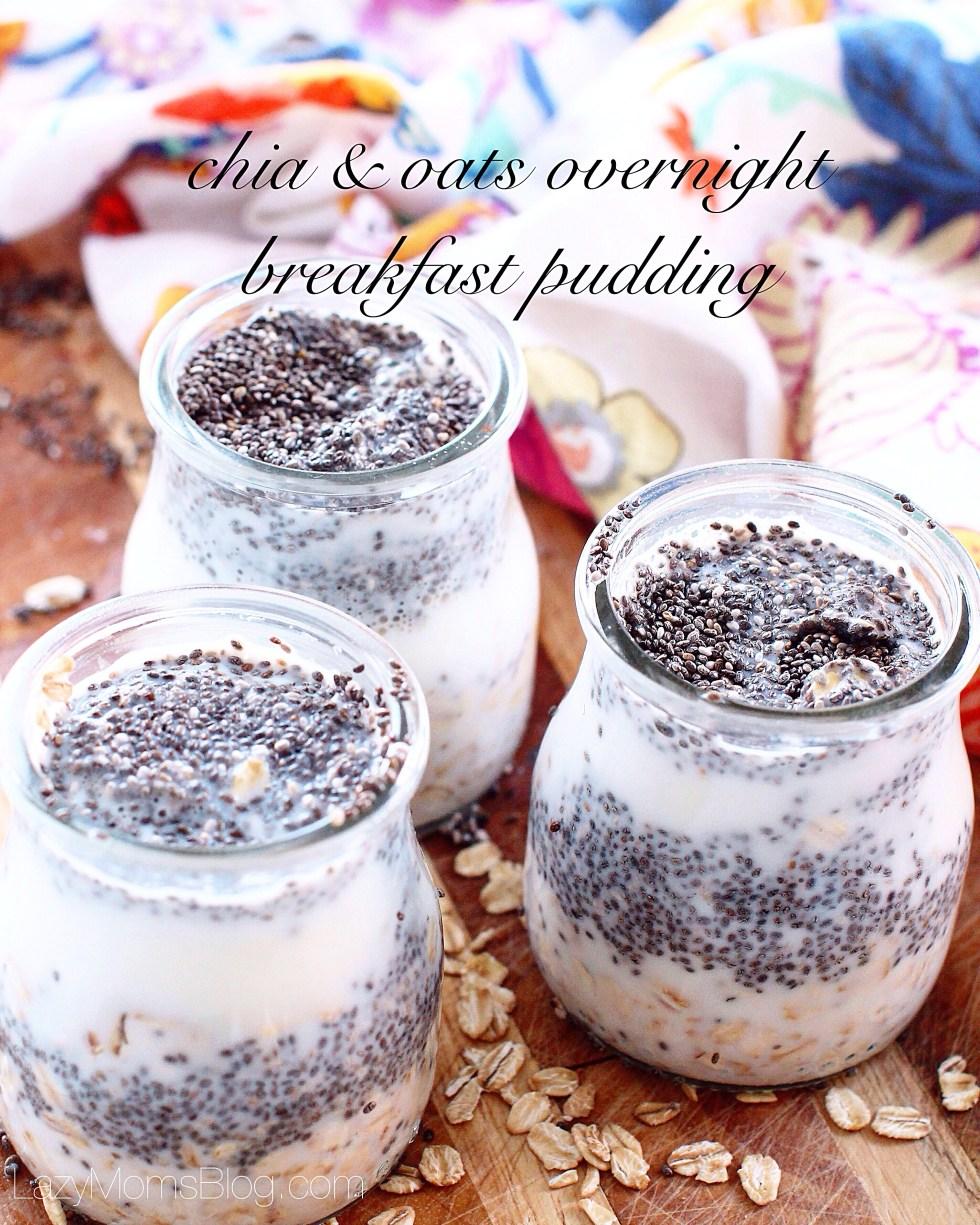 These puddings are so easy to make and so satisfying !