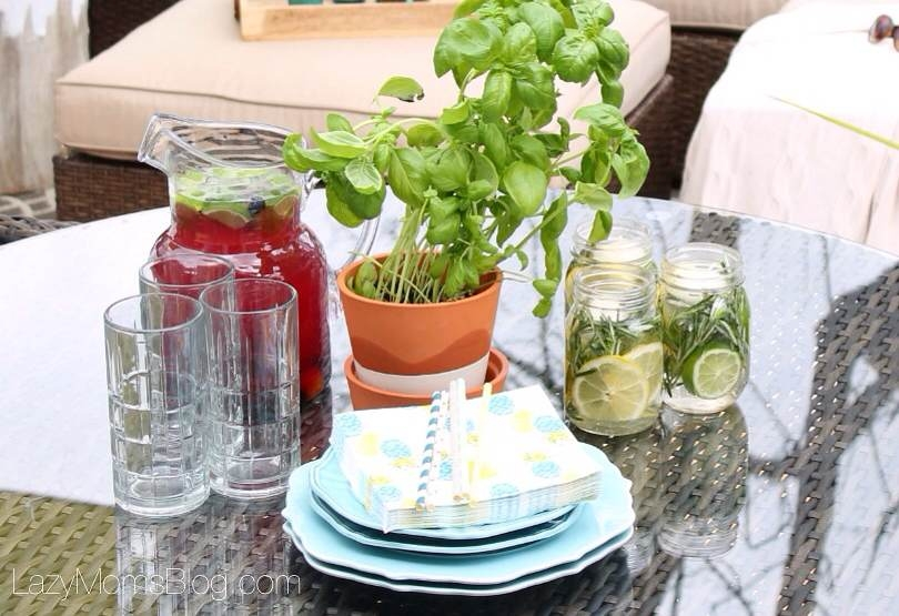 patio tips and tricks