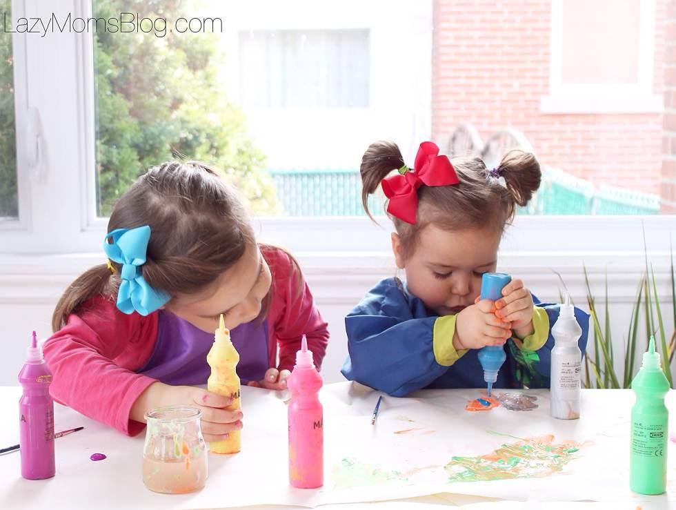 How to teach kids to share