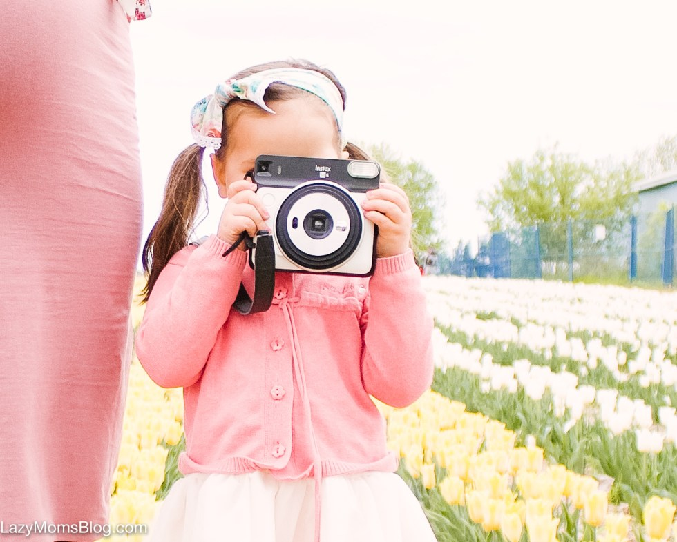 how to get kids exited abut photos