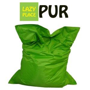 Lazy Place Sitzsack Pur grün
