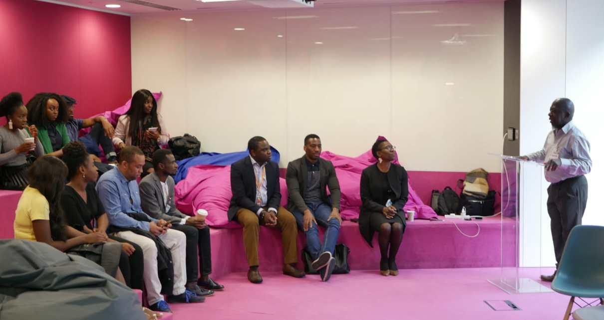 LBA Talent pipeline Ade Awokoya welcome