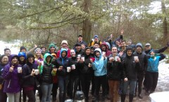 Foul-Weather Friends of LBA Woods!