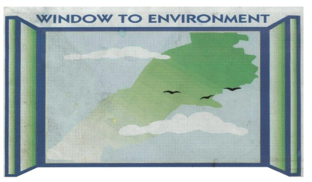 Window to environment web