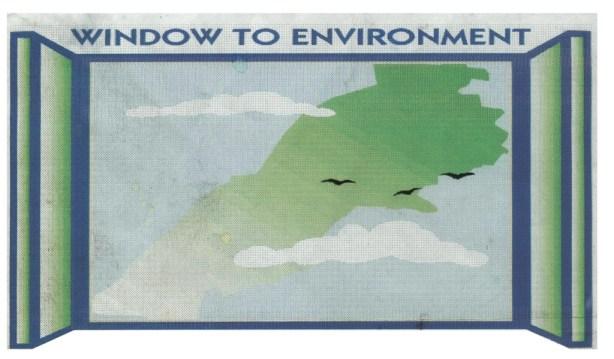 Window to environment web
