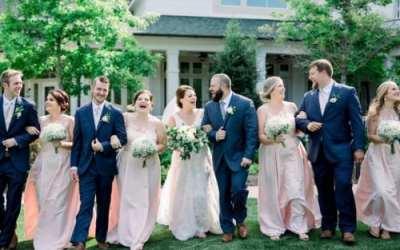Blushing Resort Wedding