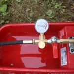Test gauge